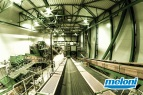 Estonia - Narva • Solid fuel automated handling system • Atex classified area designed