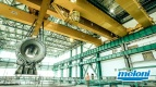Slovak - Mochovce • Turbine Hall Cranes in tandem configuration
