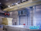 Slovenia - Koroska-Kocerod • Automated Overhead Cranes for Mixed and Organic Waste Handling
