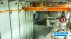 Italy - Bologna • Furnace Loading Automated Overhaed Crane