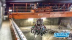 Italy - Parma • Furnace Loading Automated Overhaed Crane