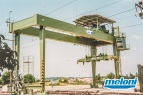 Italy - Terni • Gantry Crane for Wagon Container Movement